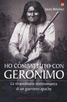 Nicocaradonna.it Ho combattuto con Geronimo . La straordinaria testimonianza di un guerriero apache Image