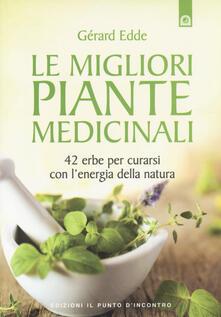 Associazionelabirinto.it Le migliori piante medicinali. 42 erbe per curarsi con l'energia della natura Image