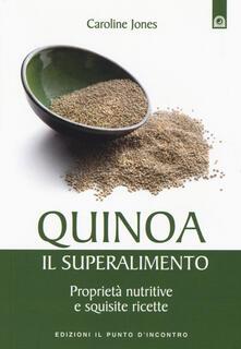 Listadelpopolo.it Quinoa, il superalimento. Proprietà nutritive e squisite ricette Image