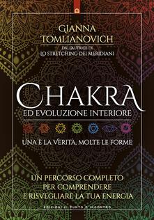 Radiospeed.it Chakra ed evoluzione interiore. Un percorso completo per comprendere e risvegliare la tua energia Image