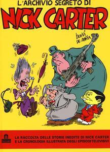 L' archivio segreto di Nick Carter