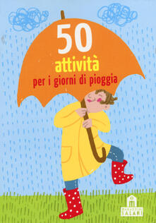 Osteriacasadimare.it 50 attività per i giorni di pioggia. Carte Image