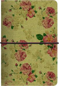 Cartoleria Porta carte rose ecrù Magazzini Salani