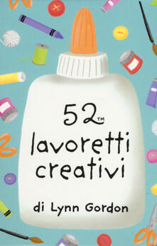 Listadelpopolo.it 52 lavoretti creativi. Carte Image