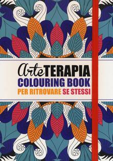 Arte terapia. Colouring book per ritrovare se stessi.pdf