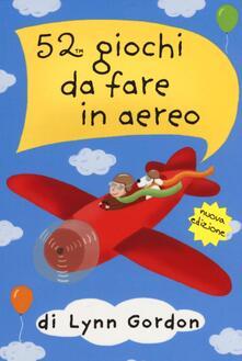 Ristorantezintonio.it 52 giochi da fare in aereo. Carte Image