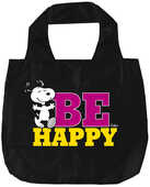Cartoleria Snoopy Be Happy shopper pieghevoli Magazzini Salani