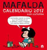Cartoleria Mafalda Calendario della cartoline 2017 Magazzini Salani
