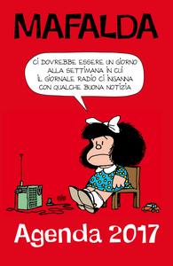 Cartoleria Mafalda Agenda 2017 Magazzini Salani