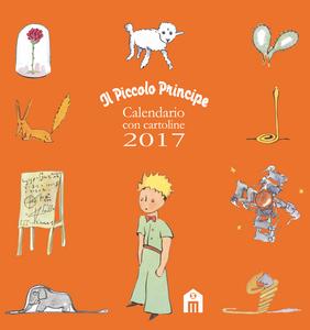 Cartoleria Piccolo Principe Calendario delle cartoline 2017 Magazzini Salani