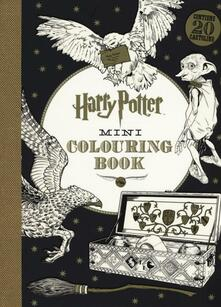 Equilibrifestival.it Harry Potter mini colouring book Image