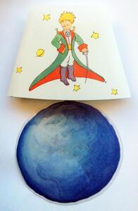 Lampada adesiva decorativa Piccolo Principe