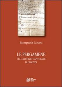 Le pergamene dell'archivio capitolare di Cosenza