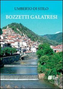 Bozzetti Galatresi