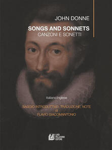 Canzoni e sonetti-Song and sonnetts - Flavio Giacomantonio,John Donne - ebook