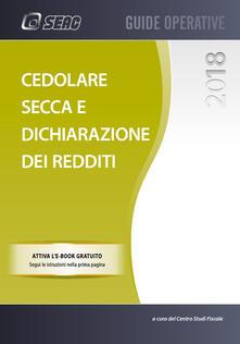 Grandtoureventi.it Cedolare secca e dichiarazione dei redditi. Con ebook Image