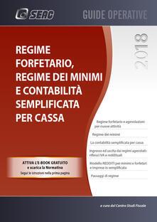 Voluntariadobaleares2014.es Regime forfetario, minimi e semplificata per cassa. Con ebook Image