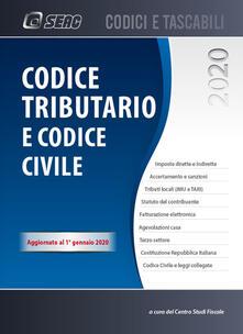 Promoartpalermo.it Codice tributario e codice civile Image