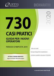 Vitalitart.it 730 casi pratici. Guida per i nuovi operatori. Periodo d'imposta 2019 Image