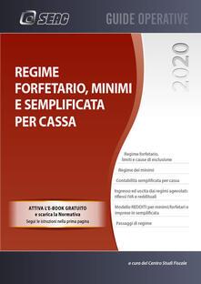 Steamcon.it Regime forfetario, minimi e semplificata per cassa Image