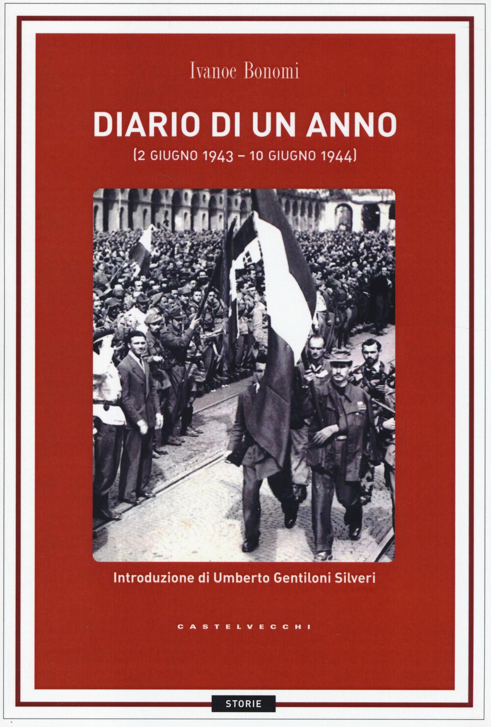 Diario di un anno (2 giugno 1943-10 giugno 1944)
