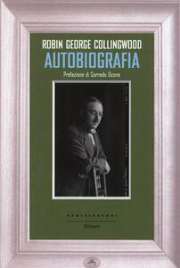 Libro Autobiografia Robin G. Collingwood