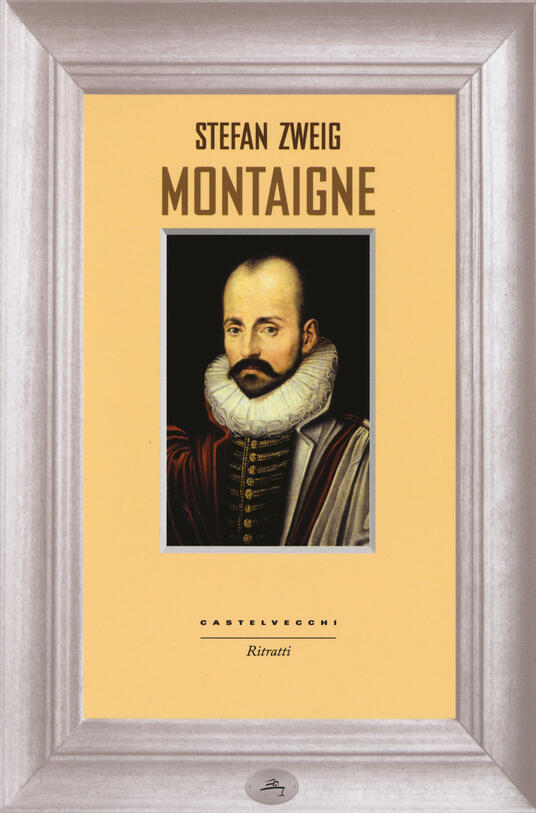 Montaigne - Stefan Zweig - copertina