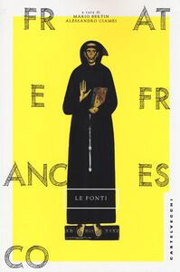 Libro Frate Francesco. Le fonti