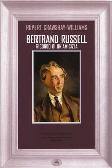 Cocktaillab.it Bertrand Russell. Ricordo di un'amicizia Image