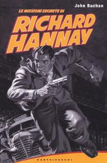 Le missioni segrete di Richard Hannay - John Buchan - copertina