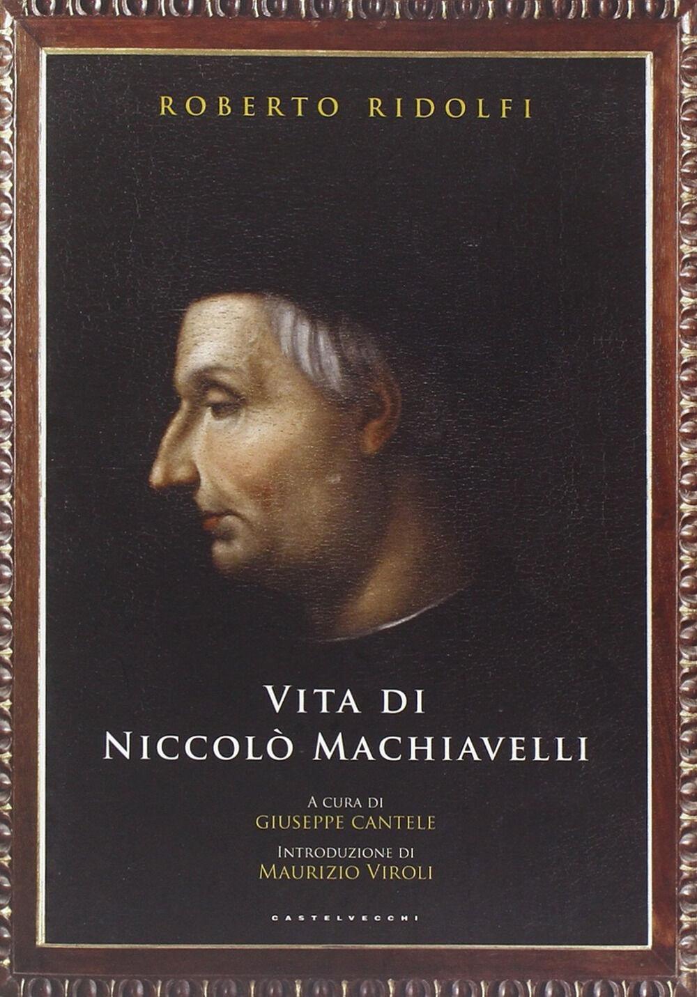 Vita di Niccolò Machiavelli