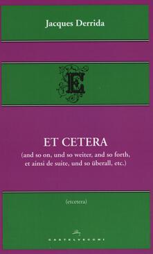Mercatinidinataletorino.it Et cetera (and so on, und so weiter, and so forth, et ainsi de suite, und so überall, etc.) Image