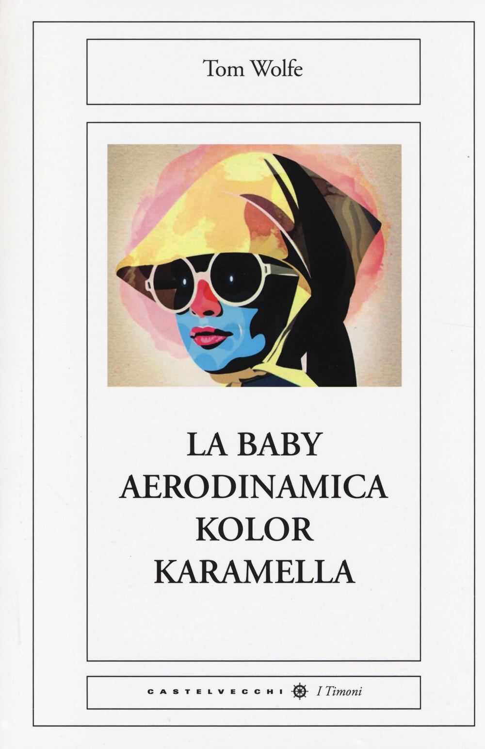 La baby aerodinamica kolor karamella