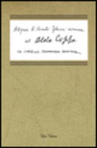 Aliqua Q. Horatii Flacci carmina ab Aldo Coppa in calabrum sermonem conversa