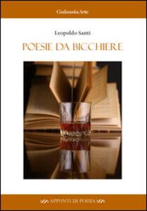 Poesie da bicchiere