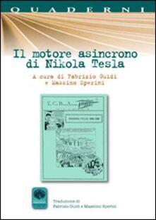 Fondazionesergioperlamusica.it Il motore asincrono di Nikola Tesla Image