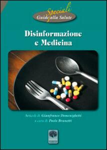 Disinformazione e medicina