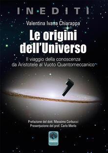 Antondemarirreguera.es Le origini dell'Universo. Il viaggio della conoscenza da Aristotele al Vuoto Quantomeccanico Image