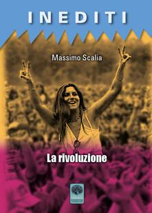 La rivoluzione - Massimo Scalia - copertina