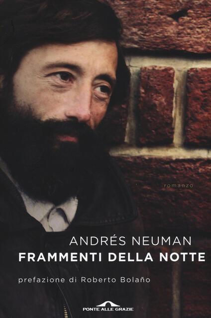 Frammenti della notte - Andrés Neuman - copertina