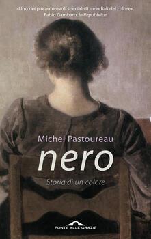Nero. Storia di un colore - Michel Pastoureau,Monica Fiorini - ebook
