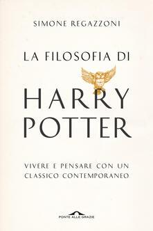 Osteriamondodoroverona.it La filosofia di Harry Potter. Vivere e pensare con un classico contemporaneo Image