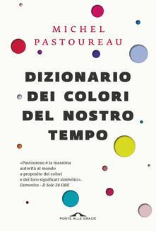 Premioquesti.it Dizionario dei colori del nostro tempo Image