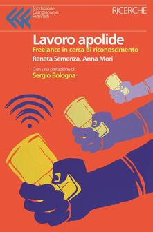 Milanospringparade.it Lavoro apolide. Freelance in cerca di riconoscimento Image