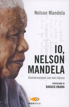 Winniearcher.com Io, Nelson Mandela. Conversazioni con me stesso Image