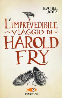L' L' imprevedibile viaggio di Harold Fry - Joyce Rachel - wuz.it