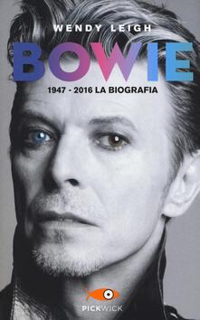 Secchiarapita.it Bowie 1947-2016. La biografia Image