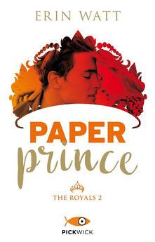 Mercatinidinataletorino.it Paper prince. The Royals. Vol. 2 Image