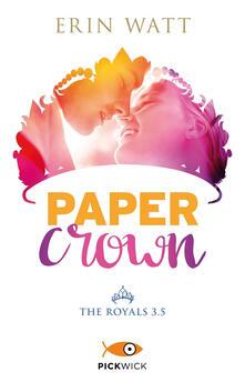 Paper crown. The Royals. Vol. 3.5.pdf