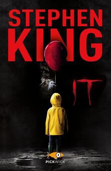 It - Stephen King - copertina